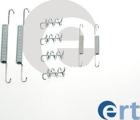 ERT 310079 - Accessory Kit, parking brake shoes www.parts5.com