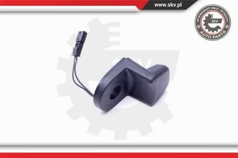 Esen SKV 96SKV049 - Switch, rear hatch release www.parts5.com