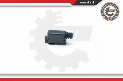 Esen SKV 16SKV200 - Control, actuator, central locking system www.parts5.com