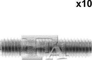 FA1 98582210 - Bolt, exhaust manifold www.parts5.com