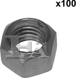FA1 988-1004.100 - Nut, exhaust manifold www.parts5.com