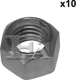 FA1 988-1004.10 - Nut, exhaust manifold www.parts5.com