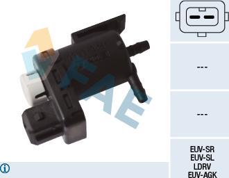 FAE 56051 - Change-Over Valve, exhaust-gas door www.parts5.com