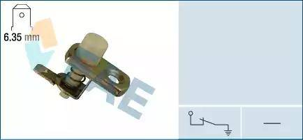 FAE 67180 - Switch, door contact www.parts5.com