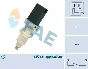 FAE 24660 - Brake Light Switch www.parts5.com