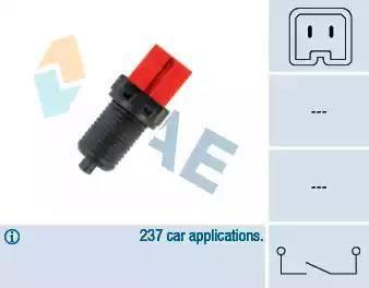 FAE 24885 - Brake Light Switch www.parts5.com
