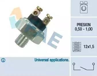 FAE 26010 - Brake Light Switch www.parts5.com