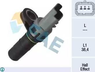 FAE 79468 - RPM Sensor, manual transmission www.parts5.com