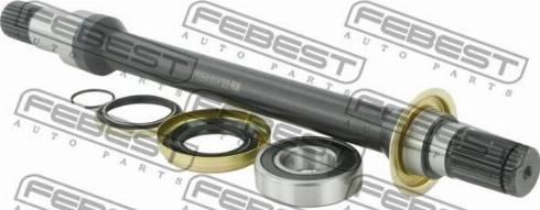 Febest 2112FOCAU - Drive Shaft www.parts5.com