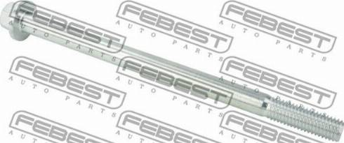 Febest 2729002 - Camber Correction Screw www.parts5.com