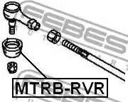 Febest MTRBRVR - Repair Kit, tie rod end www.parts5.com