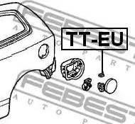 Febest TTEU - Sealing Cap, fuel tank www.parts5.com