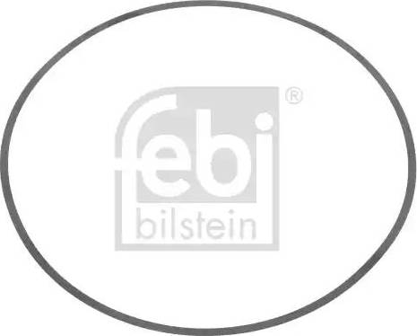 Febi Bilstein 49541 - O-Ring, cylinder sleeve www.parts5.com