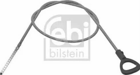 Febi Bilstein 49581 - Oil Dipstick, automatic transmission www.parts5.com