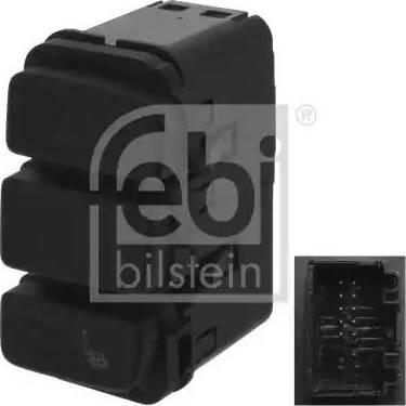 Febi Bilstein 44395 - Switch, seat heating www.parts5.com