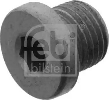 Febi Bilstein 46267 - Screw Plug, transmission housing www.parts5.com