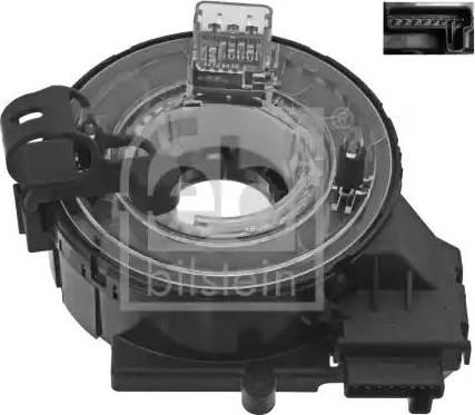Febi Bilstein 46759 - Clockspring, airbag www.parts5.com