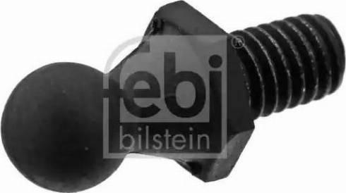 Febi Bilstein 40838 - Fastening Element, engine cover www.parts5.com
