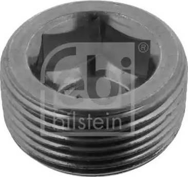 Febi Bilstein 04516 - Screw Plug, axle drive www.parts5.com
