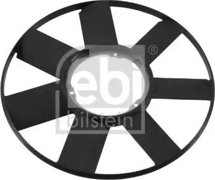 Febi Bilstein 01595 - Fan Wheel, engine cooling www.parts5.com