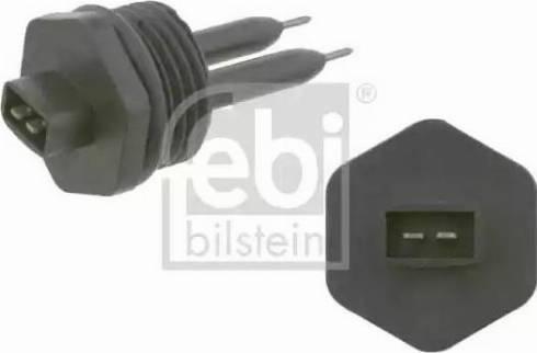 Febi Bilstein 01569 - Sensor, coolant level www.parts5.com