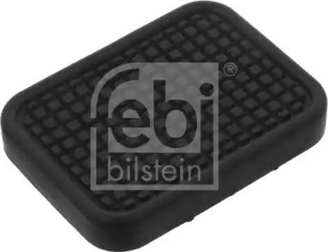 Febi Bilstein 01035 - Clutch Pedal Pad www.parts5.com