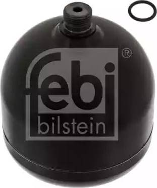 Febi Bilstein 01817 - Pressure Accumulator, brake system www.parts5.com