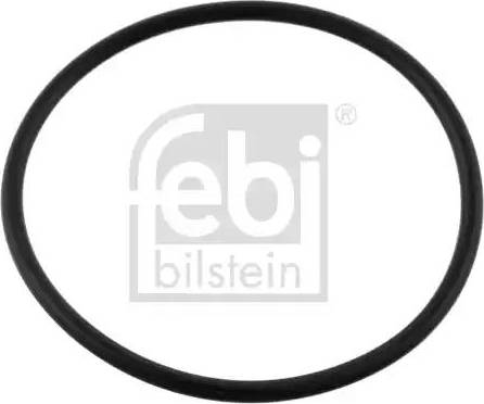 Febi Bilstein 08937 - Seal, hydraulic filter www.parts5.com