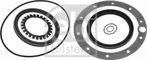 Febi Bilstein 08004 - Gasket Set, planetary gearbox www.parts5.com