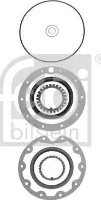 Febi Bilstein 08864 - Gasket Set, planetary gearbox www.parts5.com
