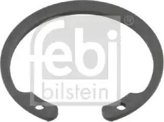 Febi Bilstein 02668 - Circlip, kingpin www.parts5.com