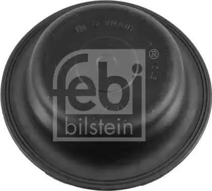 Febi Bilstein 07101 - Membrane, membrane cylinder www.parts5.com