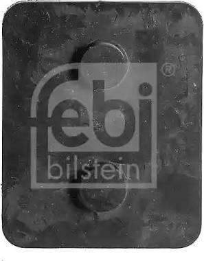 Febi Bilstein 07770 - Rubber Buffer, suspension www.parts5.com