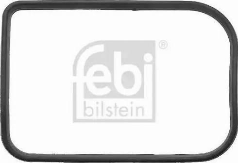 Febi Bilstein 14268 - Seal, automatic transmission oil pan www.parts5.com