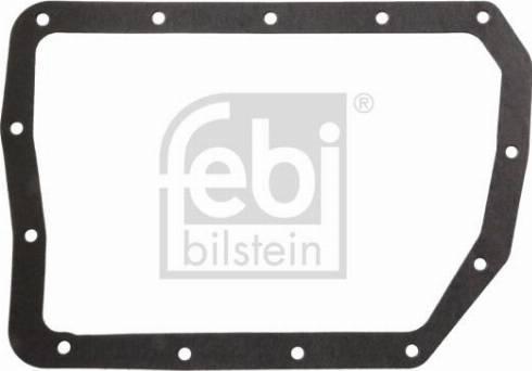 Febi Bilstein 106181 - Seal, automatic transmission oil pan www.parts5.com