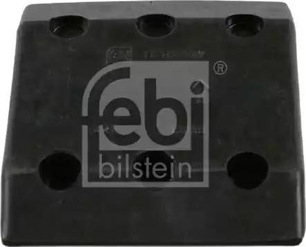 Febi Bilstein 10059 - Spacer Plate, towing device www.parts5.com