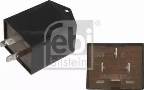 Febi Bilstein 10074 - Relay, coolant level warning light www.parts5.com