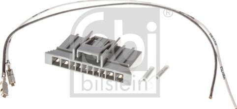 Febi Bilstein 107045 - Cable Repair Set, central electrics www.parts5.com