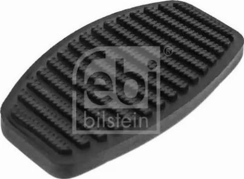 Febi Bilstein 12833 - Clutch Pedal Pad www.parts5.com