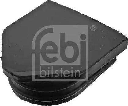 Febi Bilstein 12310 - Plug, rocker arm shaft mounting bore www.parts5.com