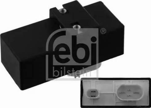 Febi Bilstein 39739 - Control Unit, electric fan (engine cooling) www.parts5.com