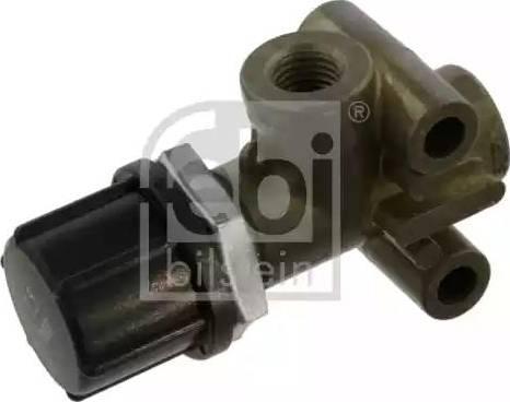 Febi Bilstein 35530 - Change-Over Valve, exhaust-gas door www.parts5.com