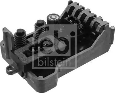 Febi Bilstein 36754 - Control Unit, air conditioning www.parts5.com