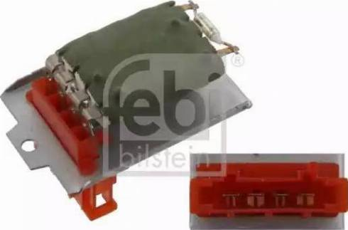 Febi Bilstein 32178 - Control Unit, heating / ventilation www.parts5.com