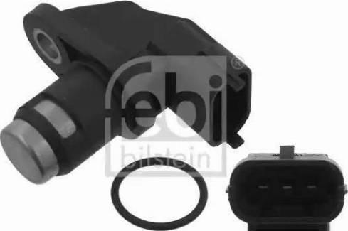 Febi Bilstein 29547 - RPM Sensor, manual transmission www.parts5.com