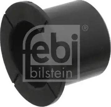 Febi Bilstein 27520 - Bush, driver cab suspension www.parts5.com