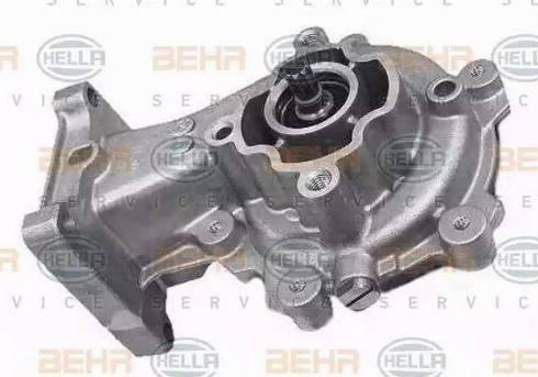 HELLA 8MP 376 803-124 - Water Pump www.parts5.com