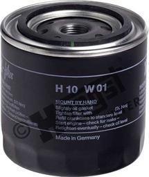 Hengst Filter H10W01 - Air Filter, compressor intake www.parts5.com