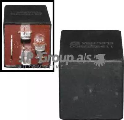 JP Group 1199207800 - Relay, wipe-/wash interval www.parts5.com