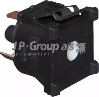JP Group 1196800100 - Blower Switch, heating/ventilation www.parts5.com